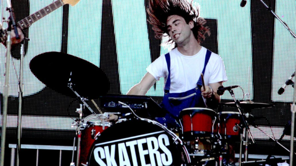 skaters lolla kaplan 13 Top 13 Moments of Lollapalooza 2013: Day Three