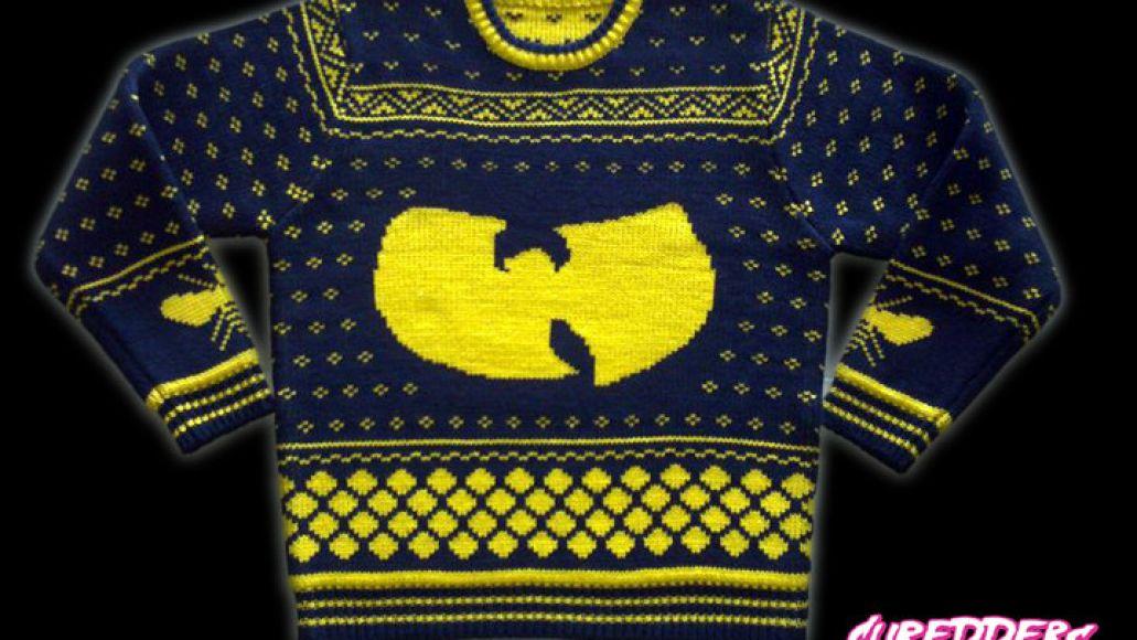 wutangsweater Buy the Wu Tang Clan Christmas sweater