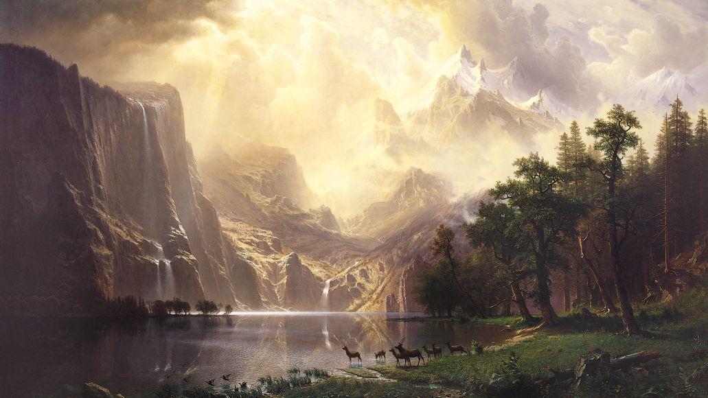 Albert_Bierstadt,_Among_the_Sierra_Nevada_Mountains