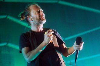 atoms8 Thom Yorkes Atoms for Peace shakes up Brooklyns Barclays Center (9/27)