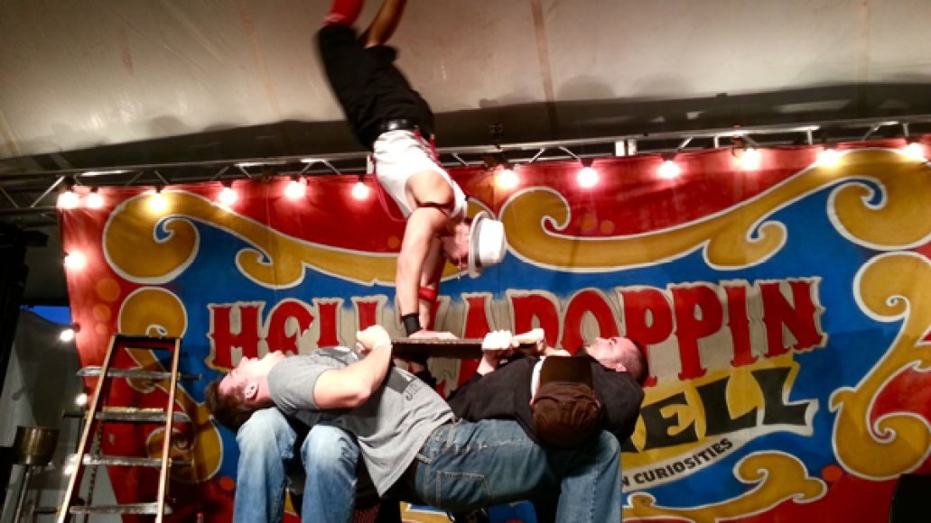 freak show pfleegor Riot Fest Chicago 2013: Top 20 Riotous Moments