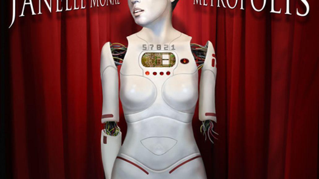janelle monae metropolis Five Reasons Janelle Monáe Isnt Your Average Sci Fi Fan