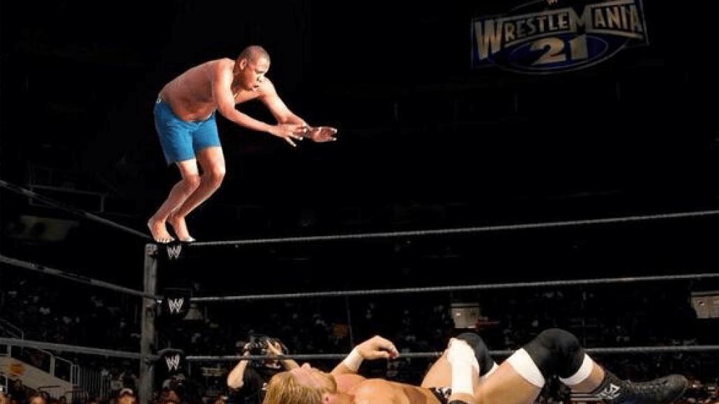 jay wrestling