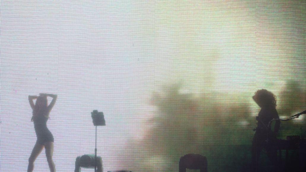 massiveattack7 Live Review: Massive Attack V Adam Curtis at New Yorks Park Avenue Armory (9/28)