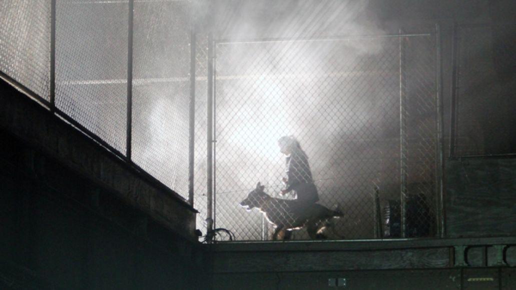 massiveattack9 Live Review: Massive Attack V Adam Curtis at New Yorks Park Avenue Armory (9/28)