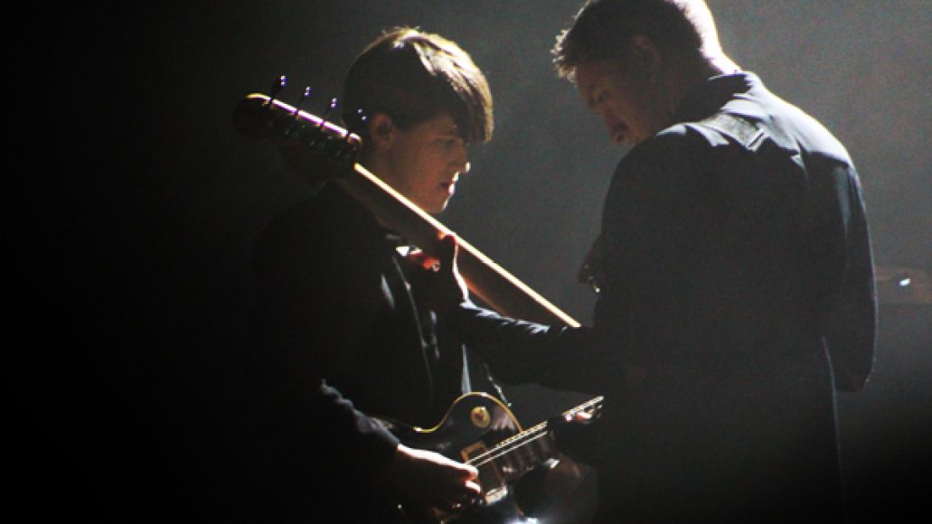 xx6 Live Review: The xx, Poliça at New York Citys Radio City Music Hall (9/23)