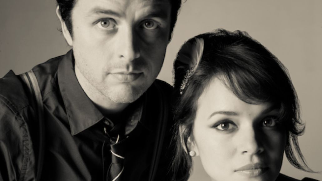 billiejoeandnorah Green Days Billie Joe Armstrong and Norah Jones team up for Everly Brothers covers album