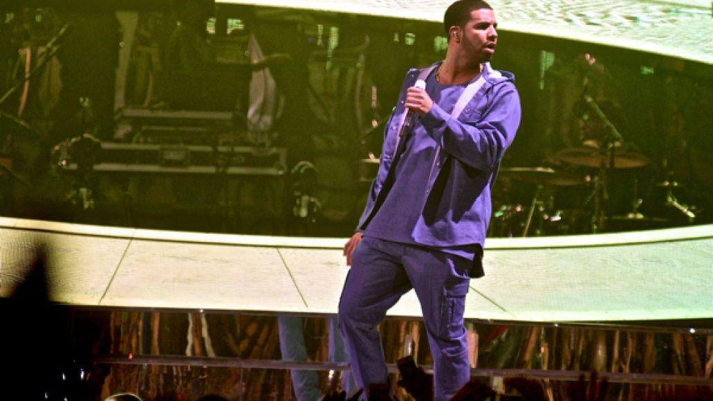 Drake  @ Barclays