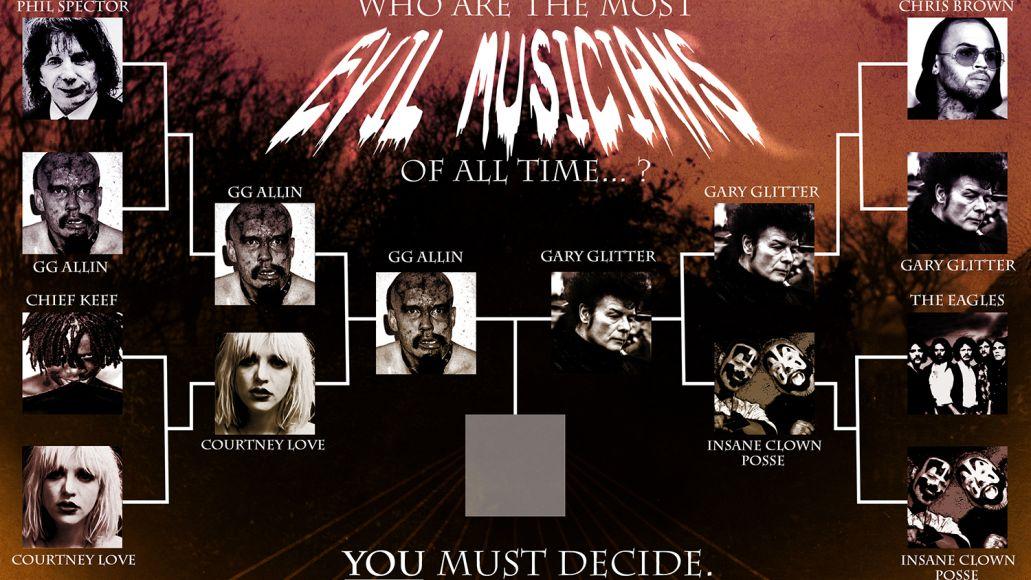 evil musicians round 3
