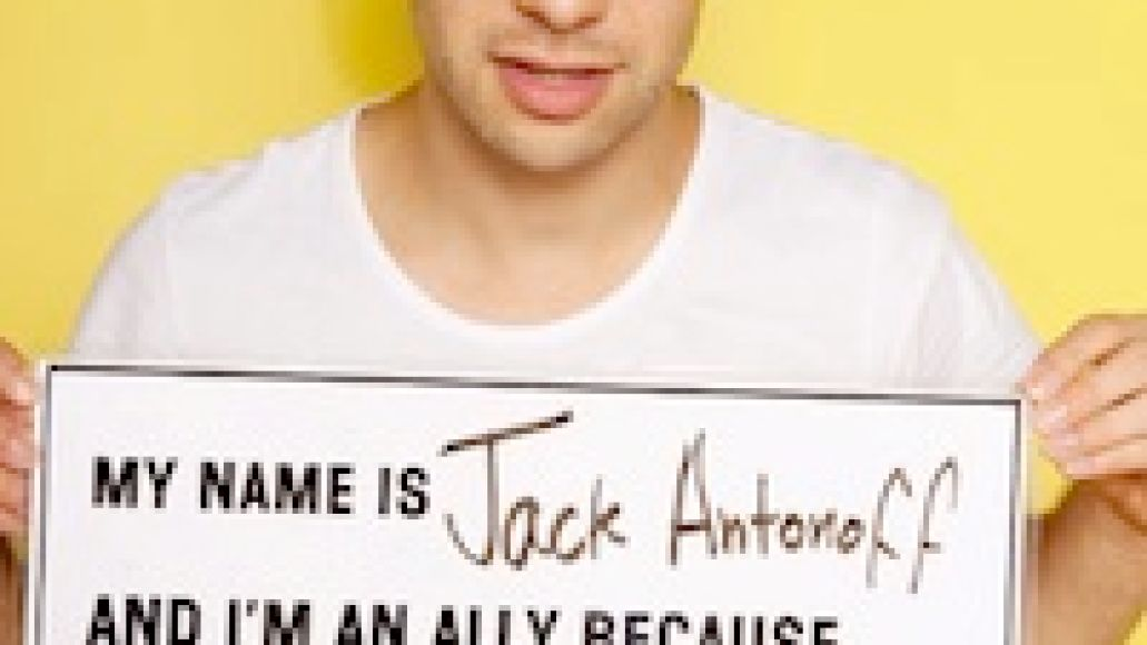my name is jack large2 Carry On: LGBTQ supporters find an ally in fun.