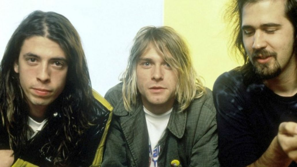 nirvana feature Hear three rare Nirvana interviews from early 1990s
