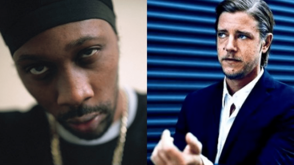 rzabankscollabo RZA and Interpols Paul Banks are recording an album together