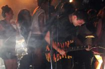 sleighbells7 Live Review: Sleigh Bells at NYCs (Le) Poisson Rouge (10/5)