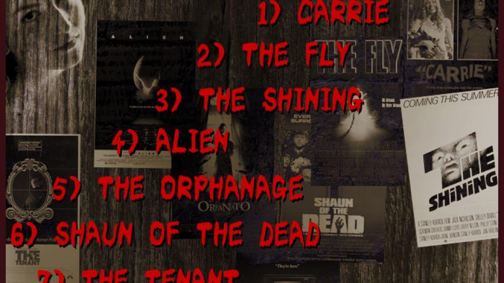 Summer Camp Horror Films (1)