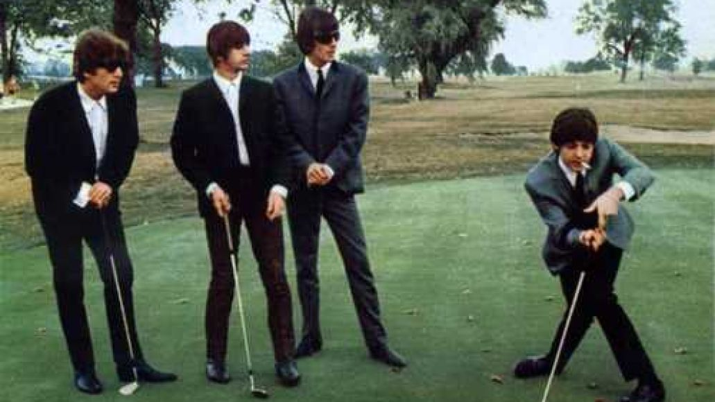 the beatles loser 2 4 Tues: The Beatles and Beck Embrace Their Inner Loser