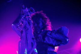 the flaming lips zach schonfeld 3704 The Flaming Lips, Tame Impala abduct New Yorks Terminal 5 (10/1)