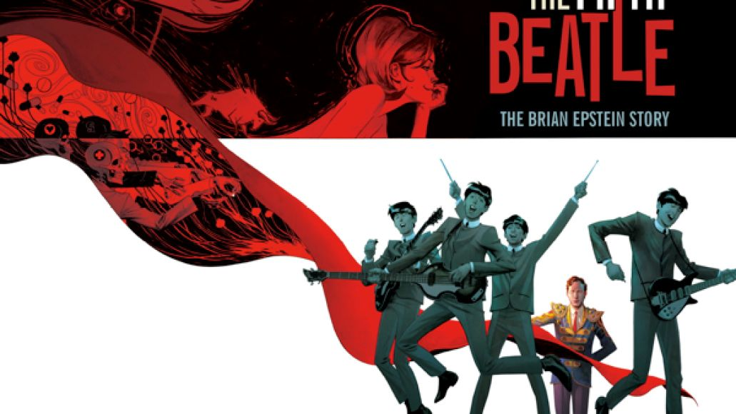 fifth beatle banner The Fifth Beatle: The Brian Epstein Story: A Behind the Scenes Look