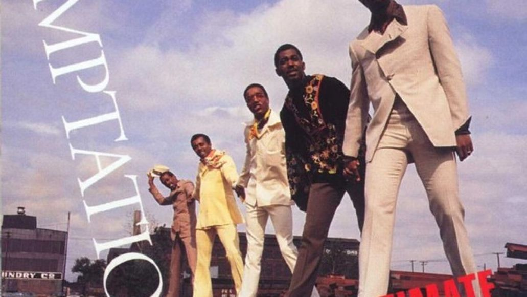 temptations The 10 Essential Greatest Hits Albums