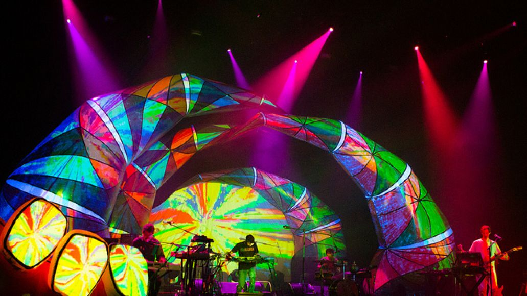 Animal Collective by Philip Cosores