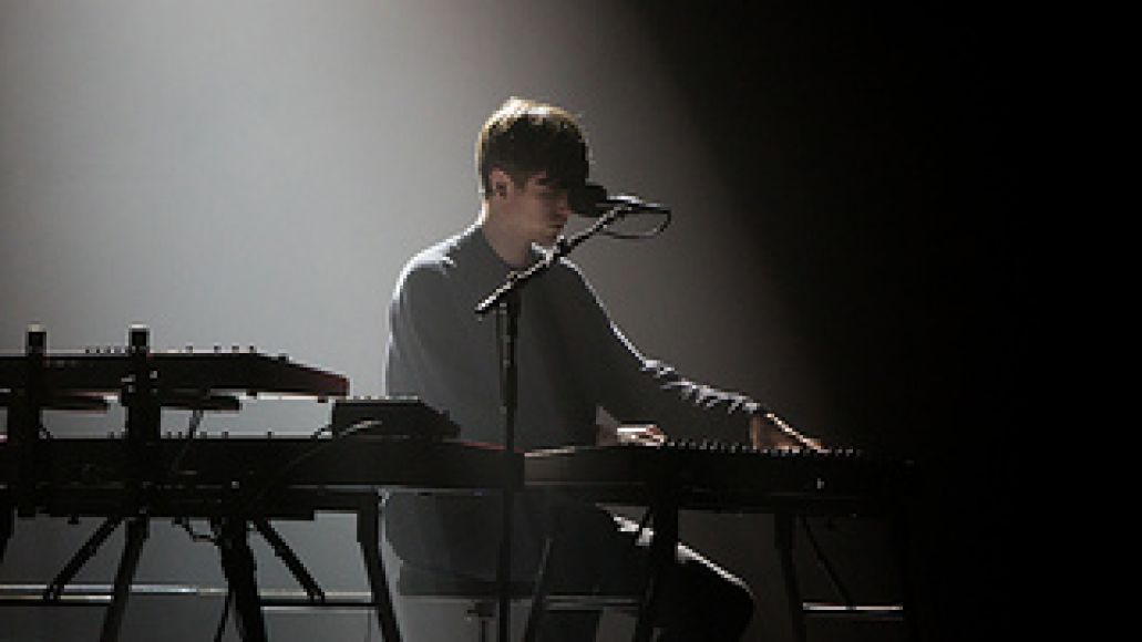 James Blake by Philip Cosores