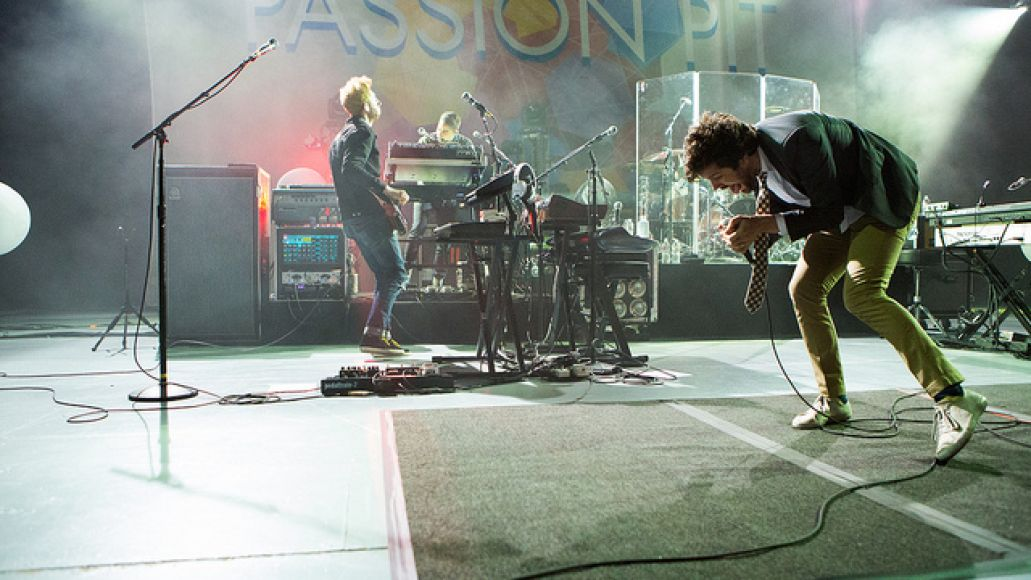 Passion Pit by Philip Cosores
