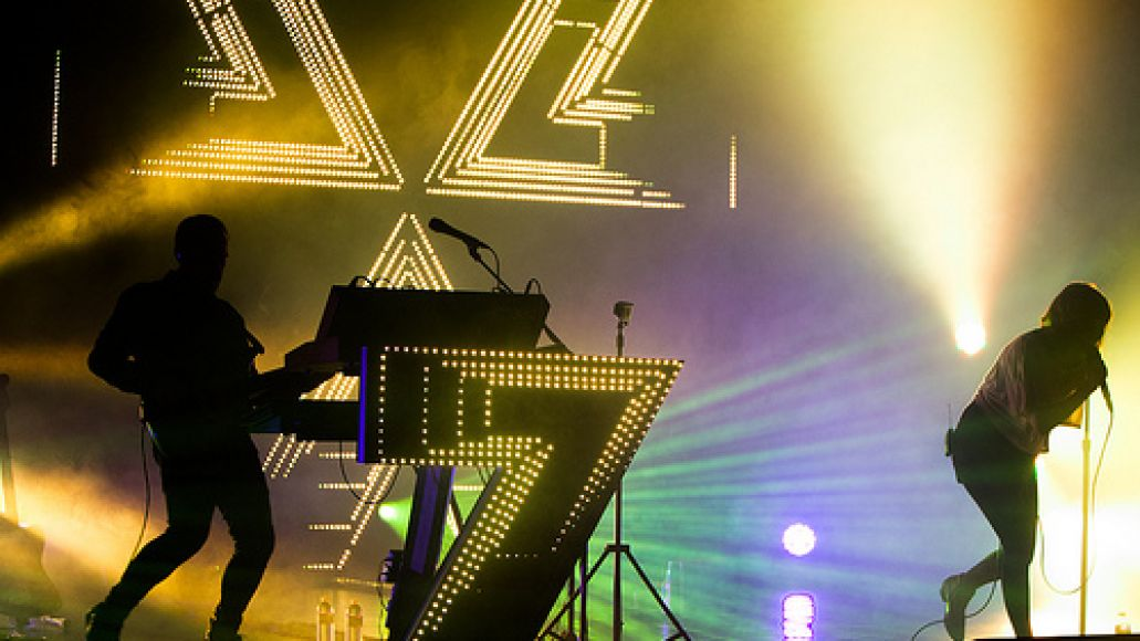 CHVRCHES by Philip Cosores