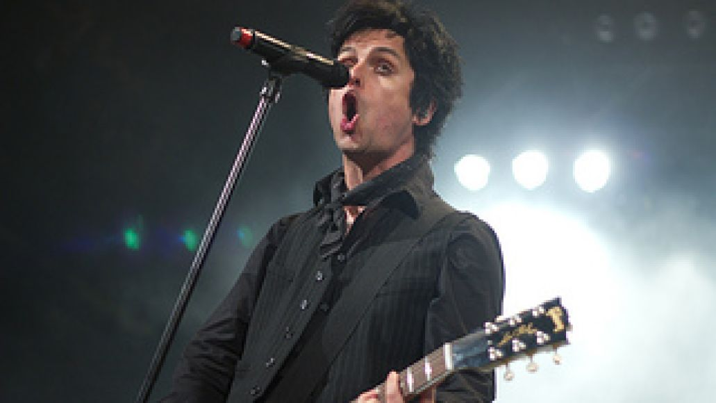 Green Day by Philip Cosores