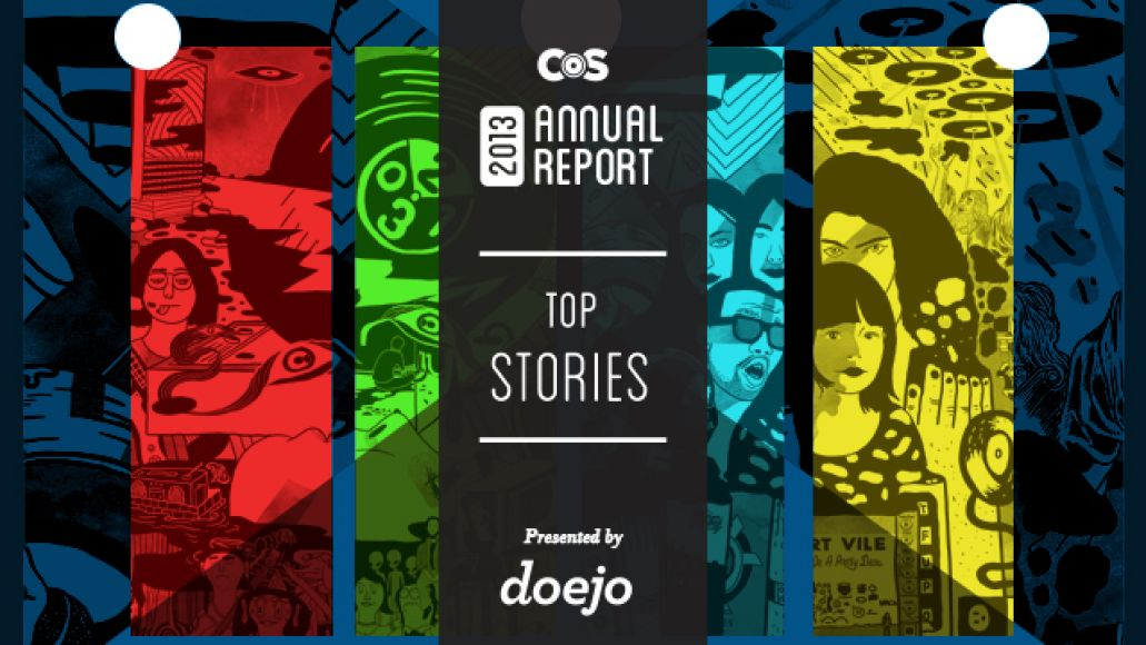 cos music stories of the year 2013