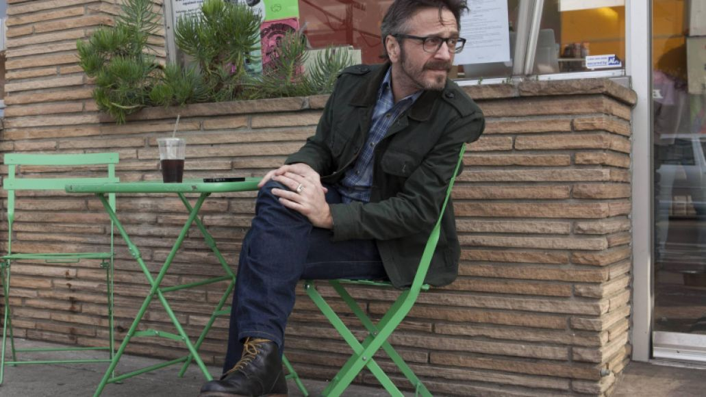 maron cafe Comedian of the Year: Marc Maron