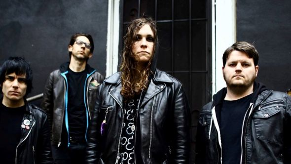 Against Me!, Photo by Ryan Russell