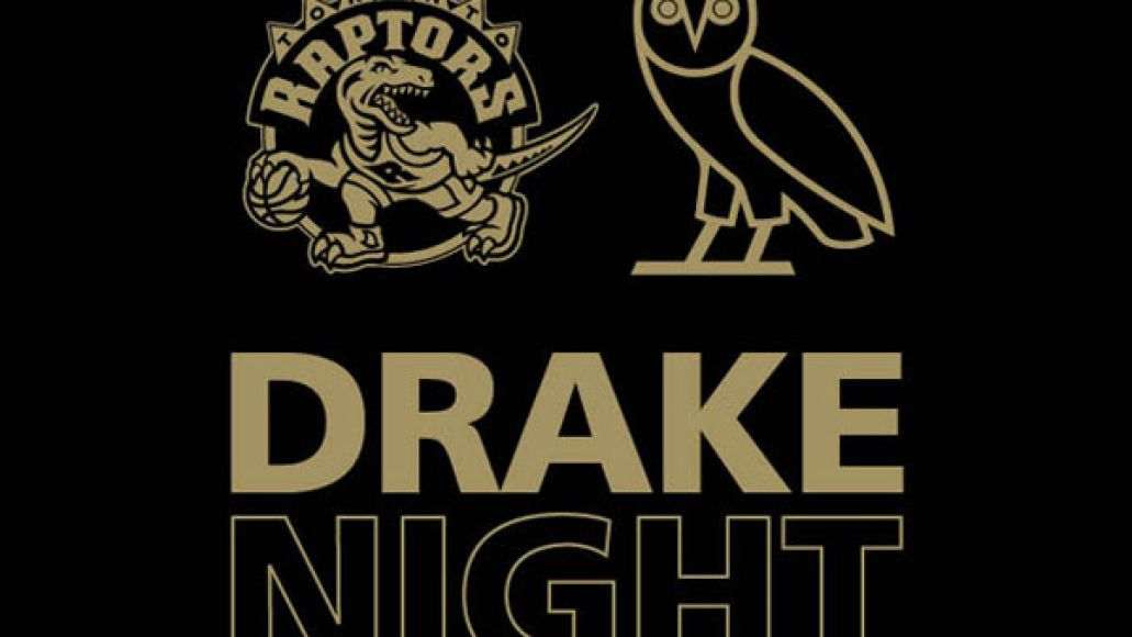 drake night art Toronto Raptors consider changing team colors to black and gold, because of Drake