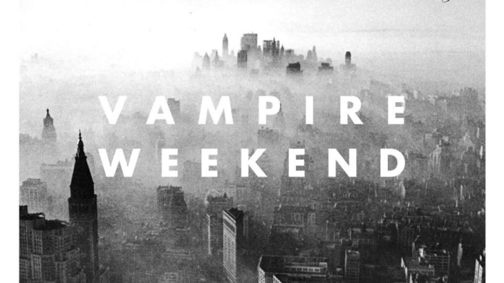 Vampire Weekend - Modern Vampires of the City Artwork