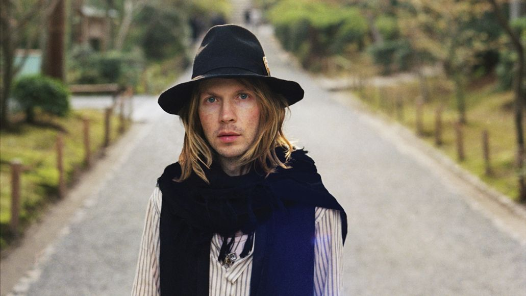 Beck, photo by Autumn De Wilde