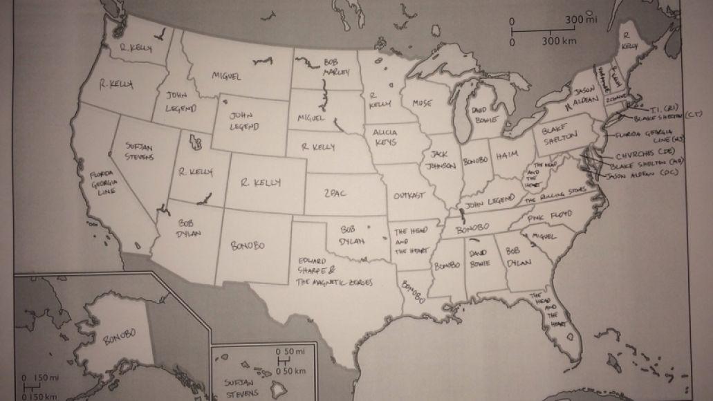 map 100