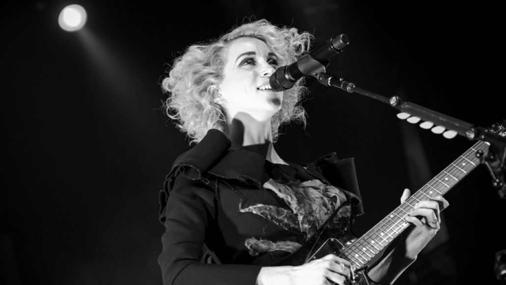 st vincent terminal5 24 Top 10 Music Festival Headliners in North America: Spring 2014 Power Rankings