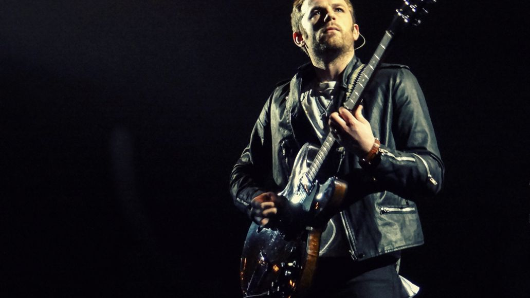 caleb followill kings of leon 13042030613 l Lollapaloozas 2014 Lineup: One Day Later