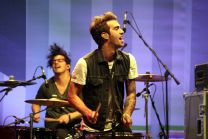 American Authors // Photo by Heather Kaplan