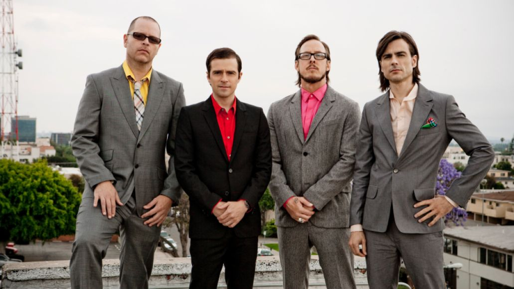 weezer 13 Rock Bands That Have Destroyed Their Legacies