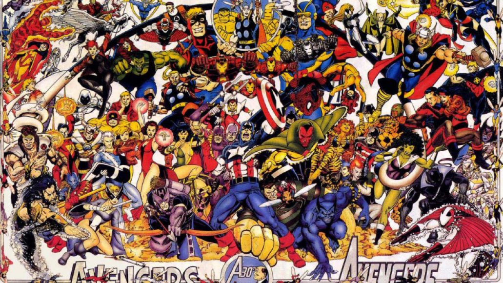 avengers From Ink to Sound: How Comic Books Influenced Music
