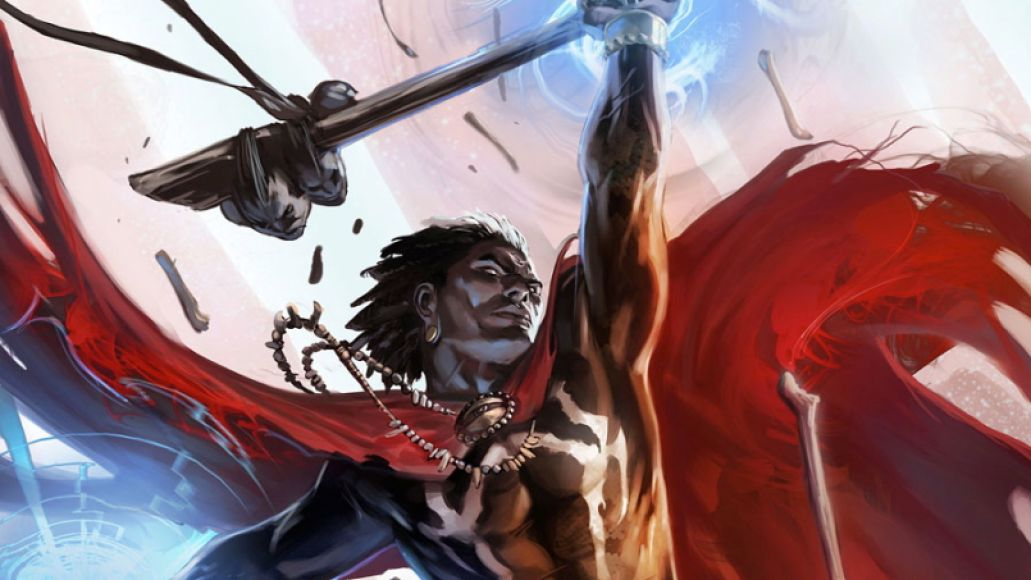 brother voodoo From Ink to Sound: How Comic Books Influenced Music