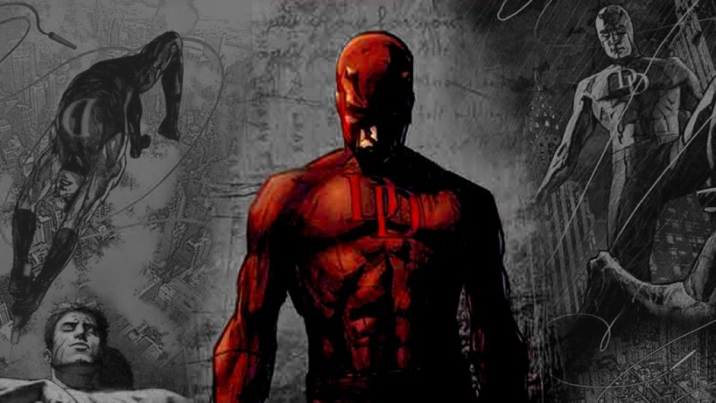 daredevil e1396463446619 From Ink to Sound: How Comic Books Influenced Music