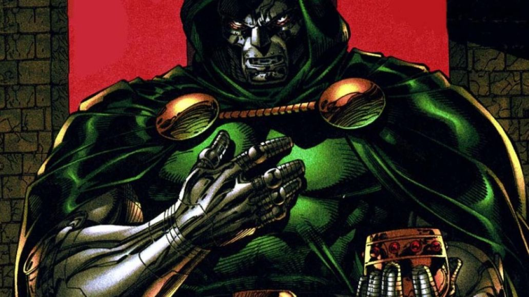 dr doom e1396465037101 From Ink to Sound: How Comic Books Influenced Music