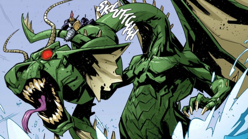 fin fang foom From Ink to Sound: How Comic Books Influenced Music