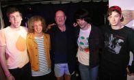 The Black Tambourines + Michael Eavis