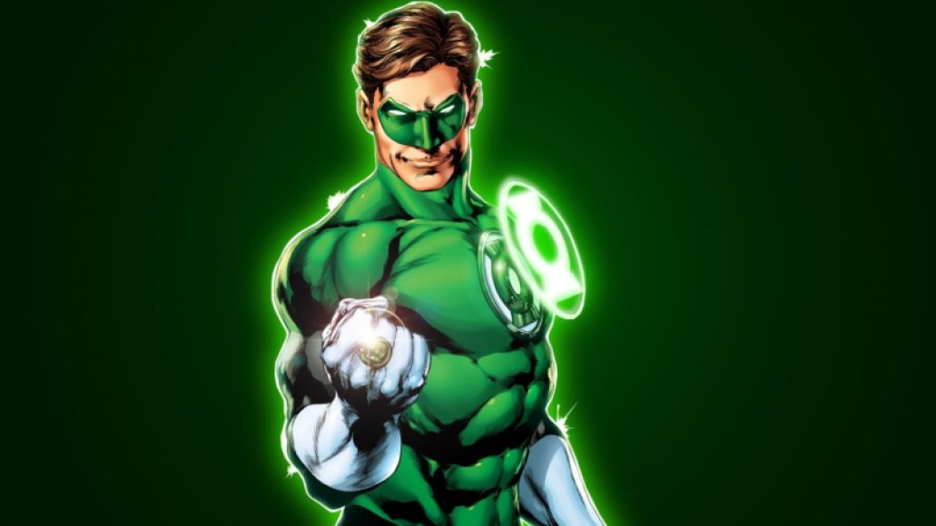 green lantern From Ink to Sound: How Comic Books Influenced Music
