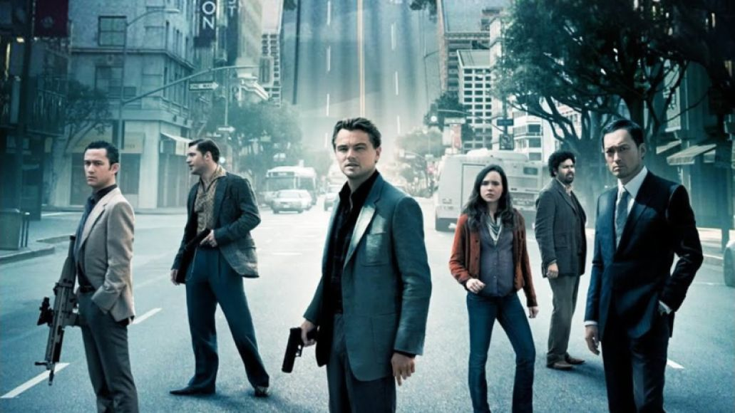 inception score Top 25 Film Scores of the 2010s