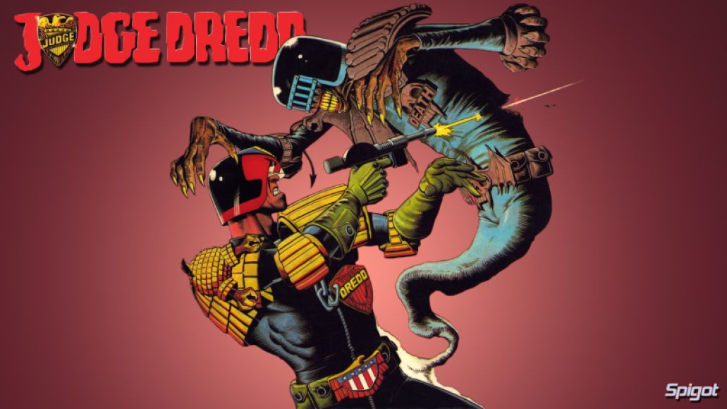 judge dredd From Ink to Sound: How Comic Books Influenced Music