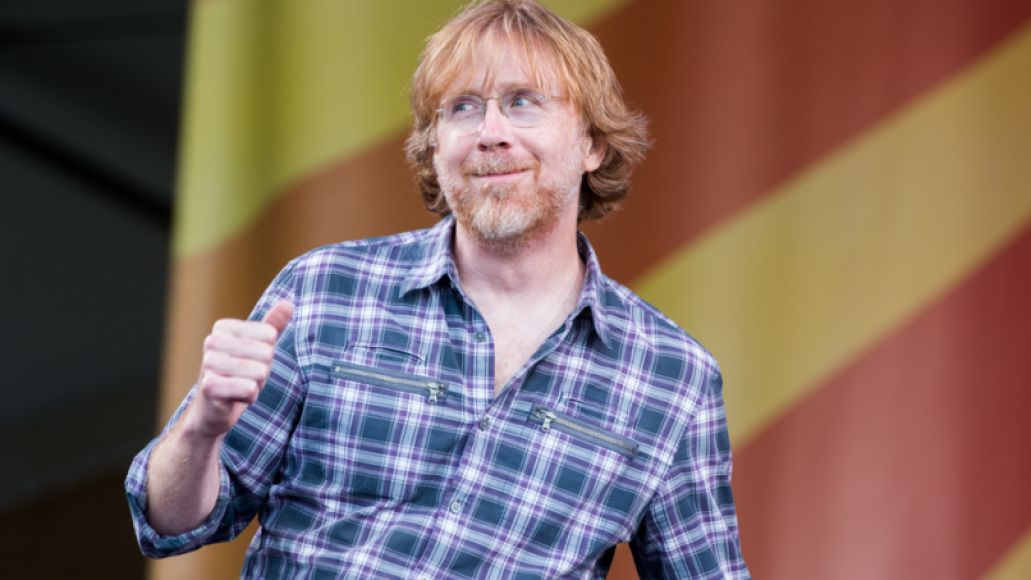phish paul r giunta jazzfest 001 The 25 Most Anticipated Tours of Fall 2014