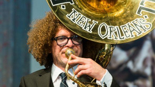 Preservation Hall Jazz Band, photo by Paul R. Giunta
