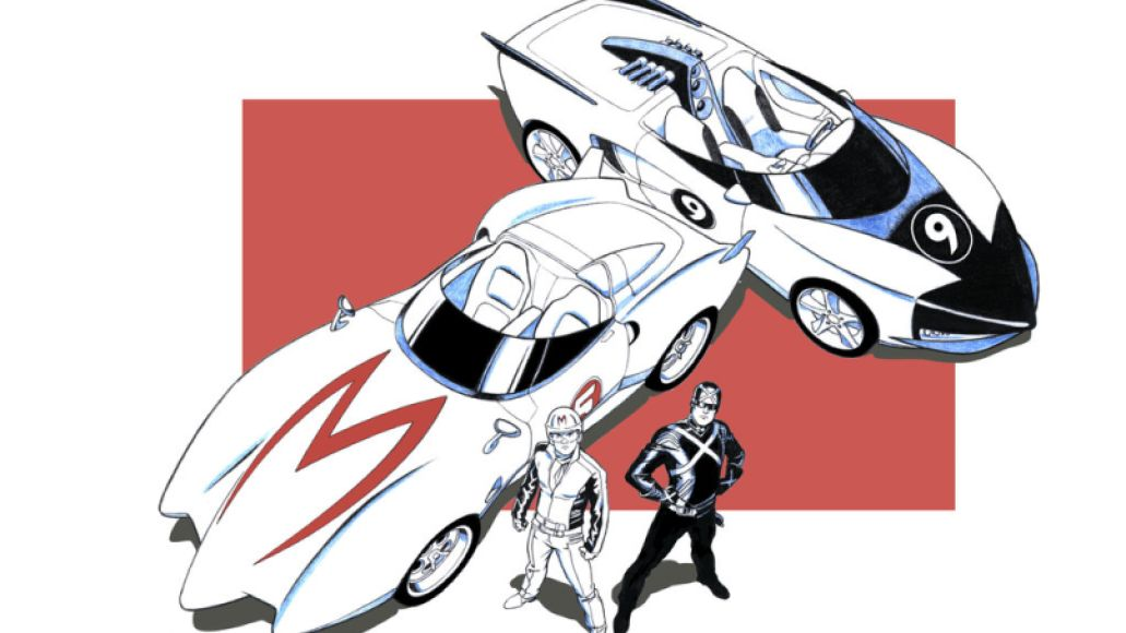 speed racer and racer x From Ink to Sound: How Comic Books Influenced Music